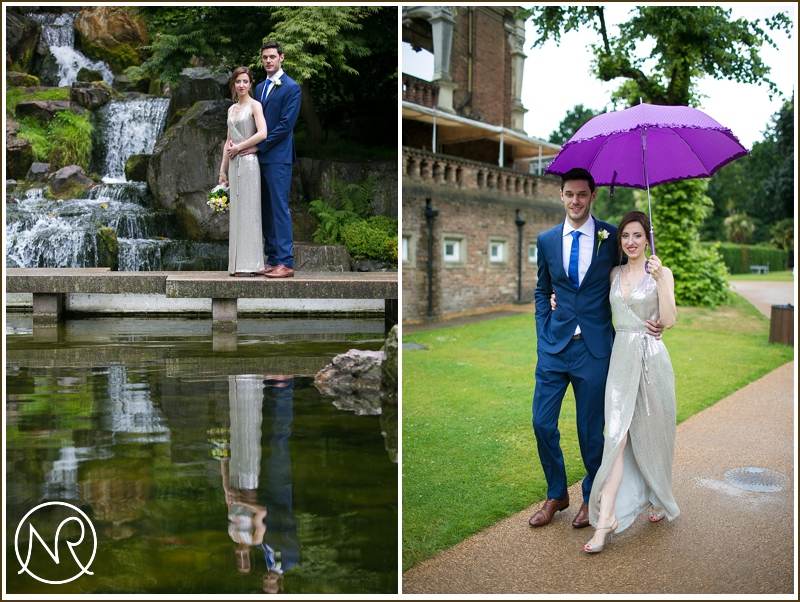 London wedding photographer Holland Park