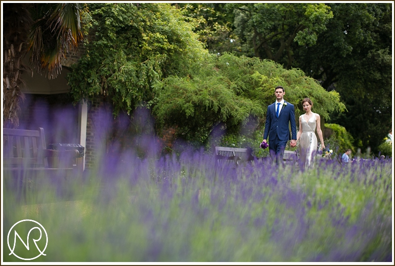 Holland Park Wedding London