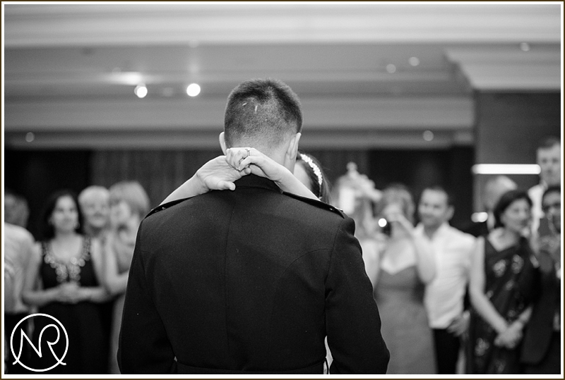 Wedding Photography at the Intercontinental Park Lane London