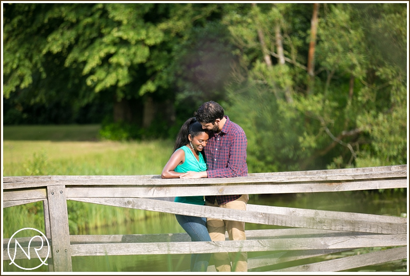 Engagement photography Surrey