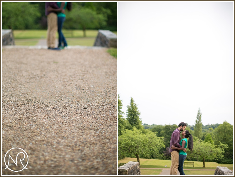 Engagement photographer Surrey