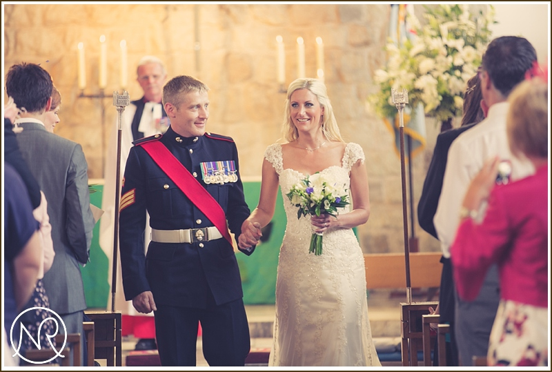 Wedding photography in the Tower of London