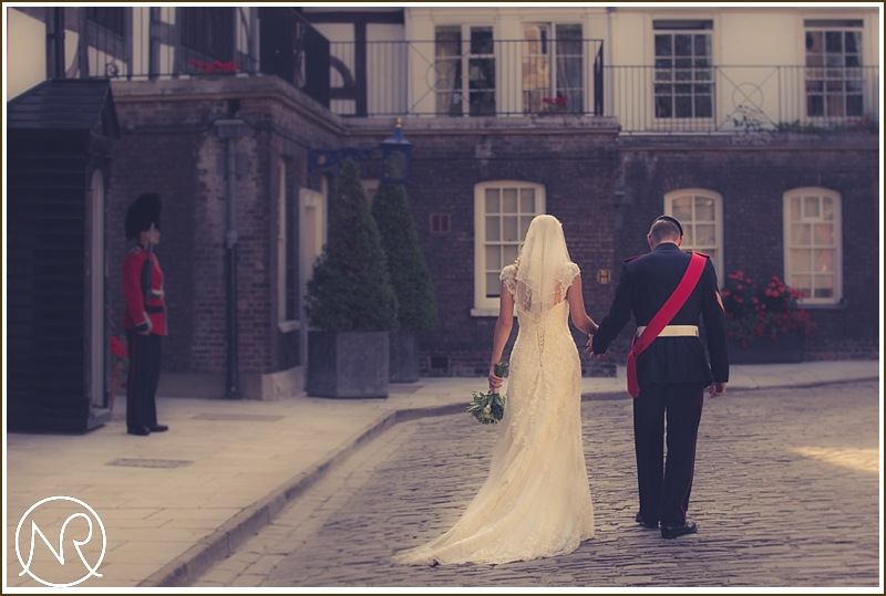Tower of London wedding photography London