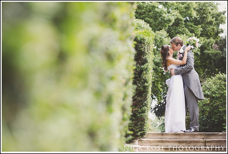 Holland Park Wedding Photographer London