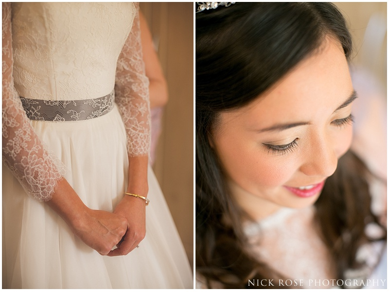 Bridal detail photographs