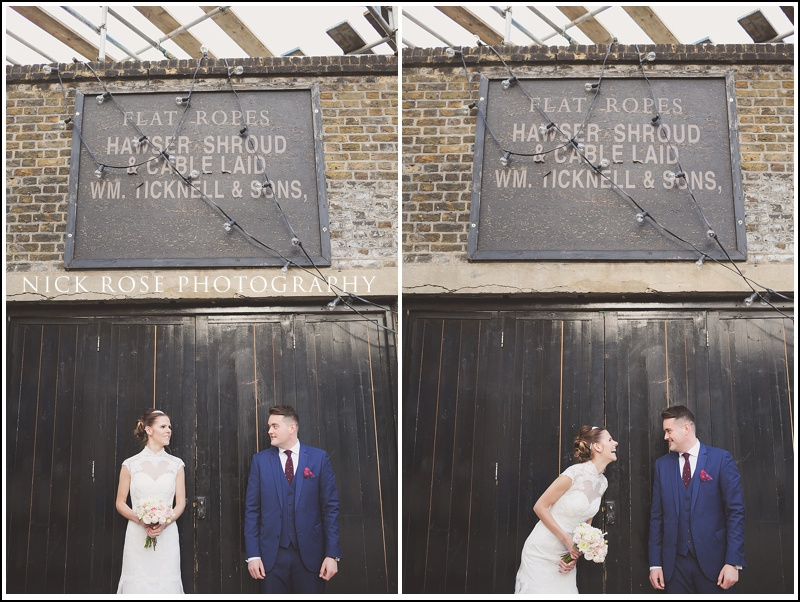 Covent Garden Wedding Photography