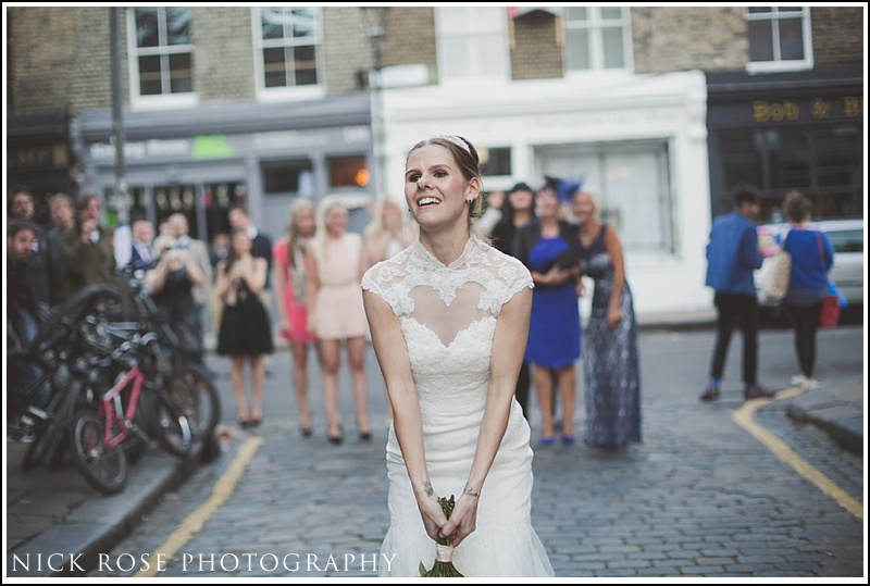 Wedding Photographer One Aldwych in London