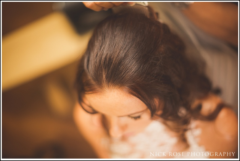 Bridal preperation photography Great Hallingbury Manor
