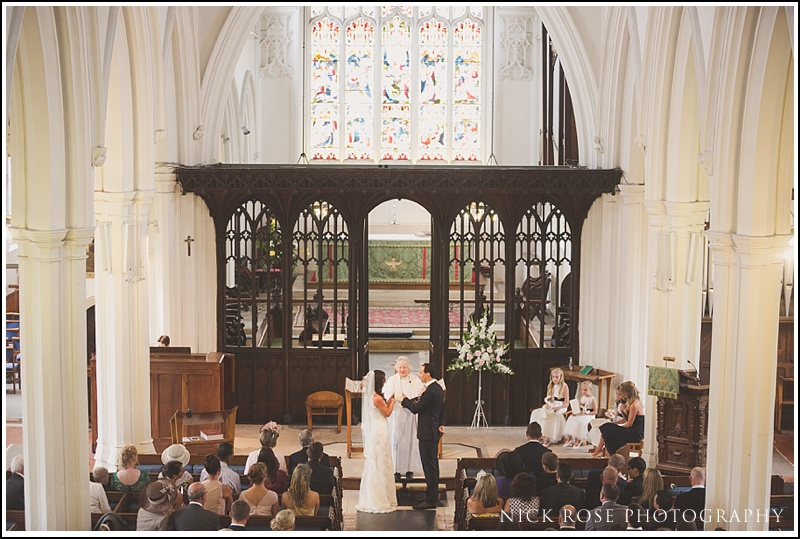 St Michael's Church Wedding Photography