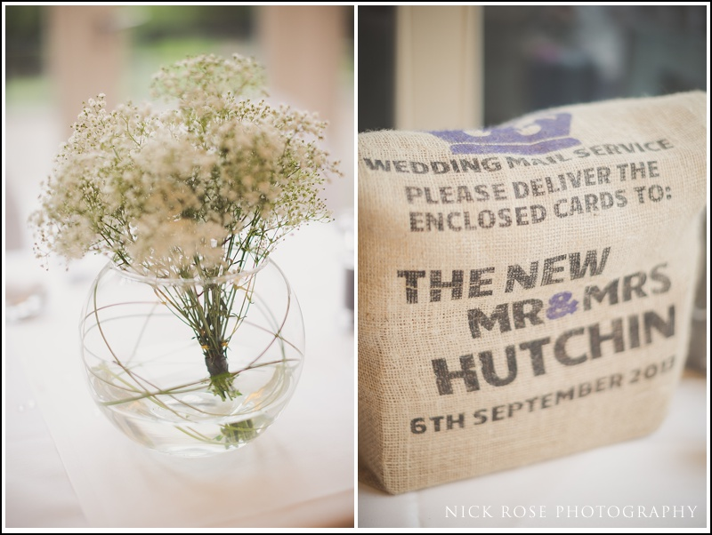 Great Hallingbury Manor Wedding