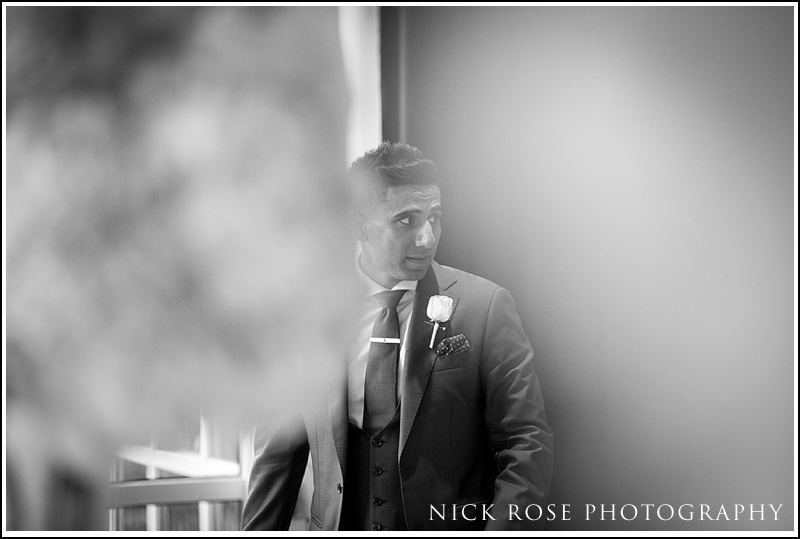 Kensington Roof Gardens Wedding