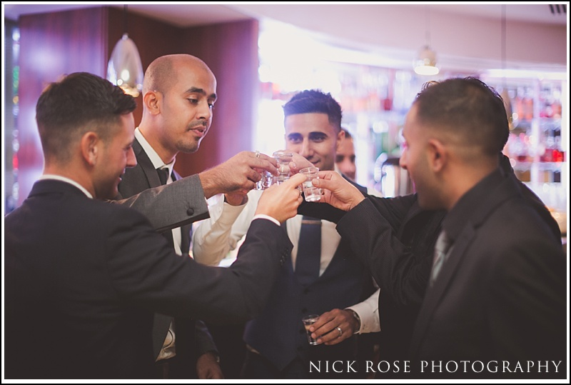 Kensington wedding photographer London