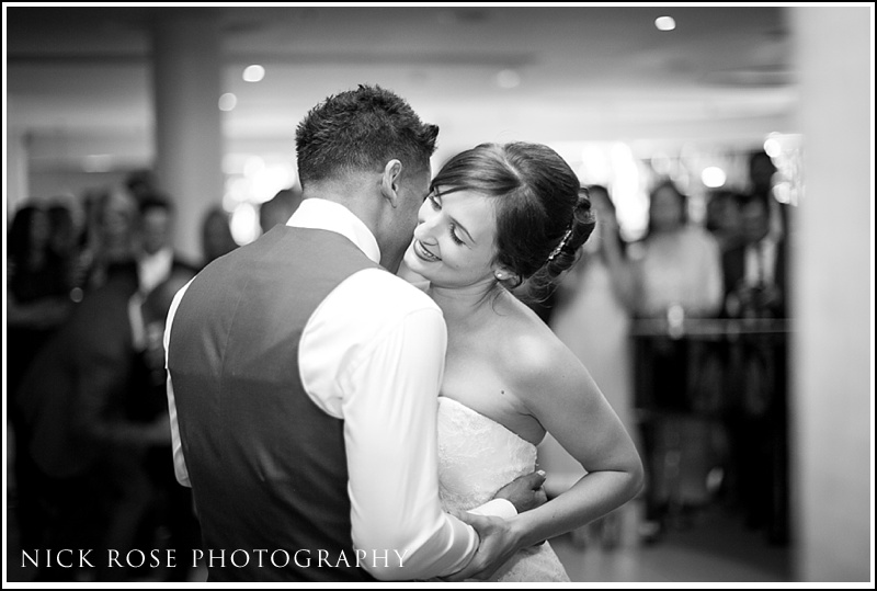 Kensington Roof Gardens wedding photography