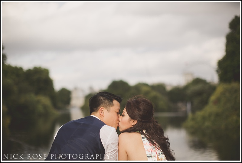 Malaysian engagement photography London