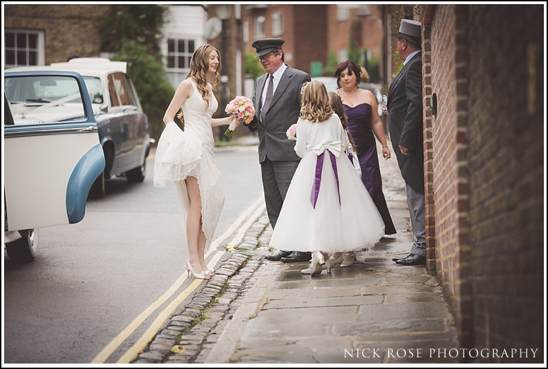 Burgh House Wedding photography