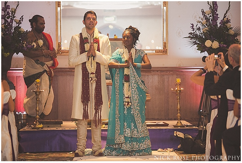 Ashdown Park Indian wedding
