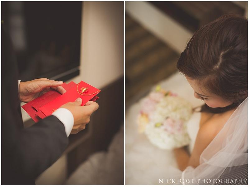 bridal preparations Singapore