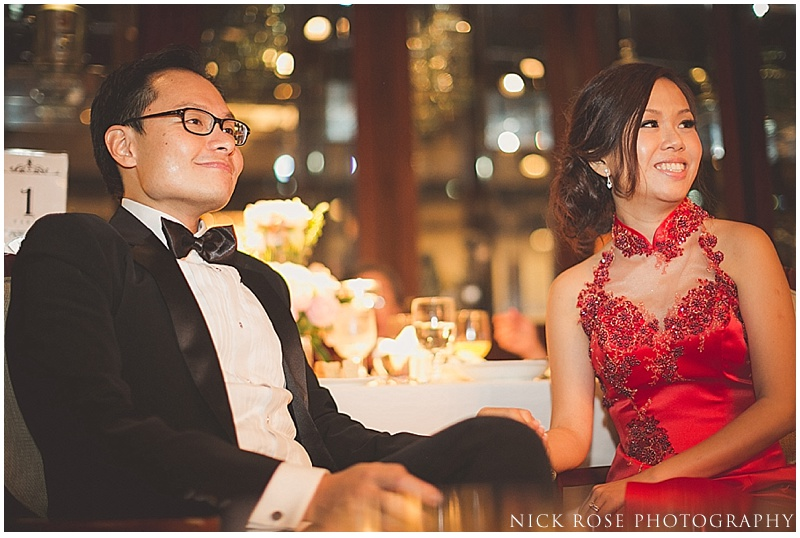 International wedding in Singapore