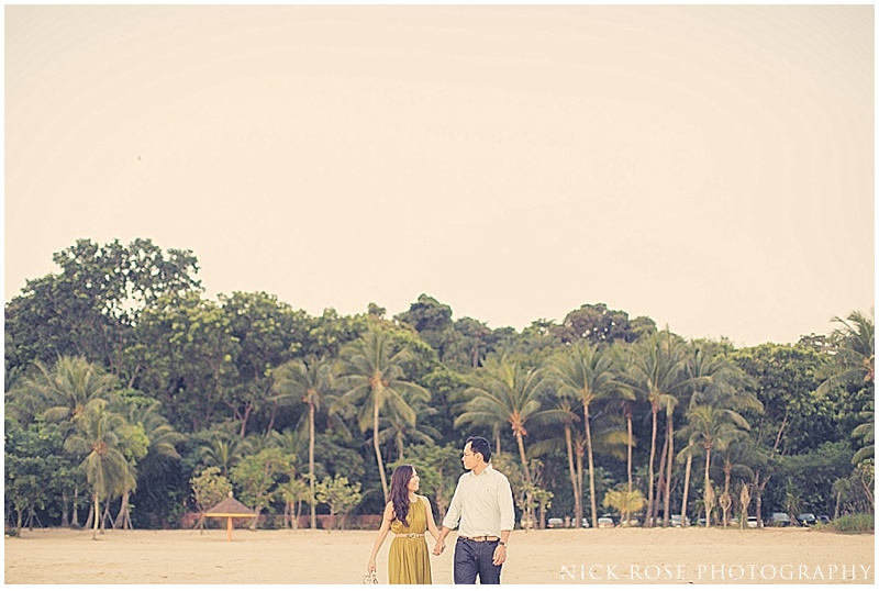 Pre wedding beach photography Singapore