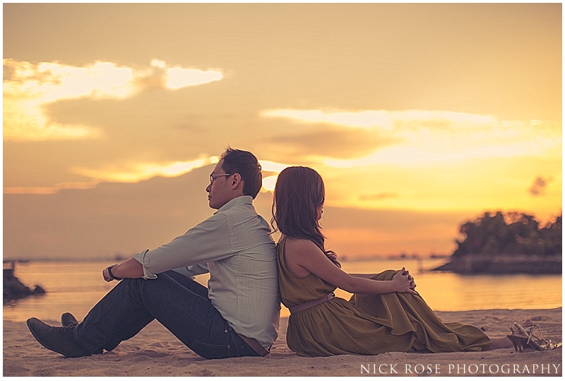 Singapore pre wedding photography