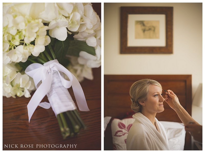 Bridal preparation One Whitehall