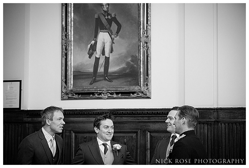 One Whitehall wedding photographer