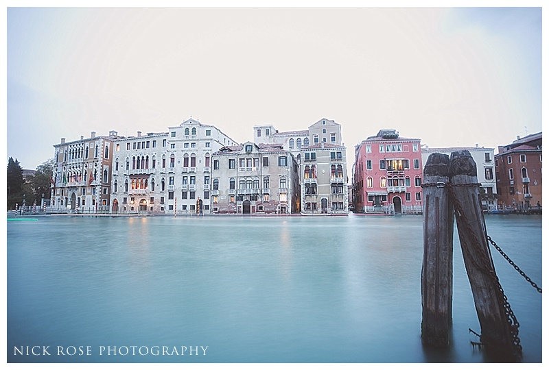 Engagement photography in Venice