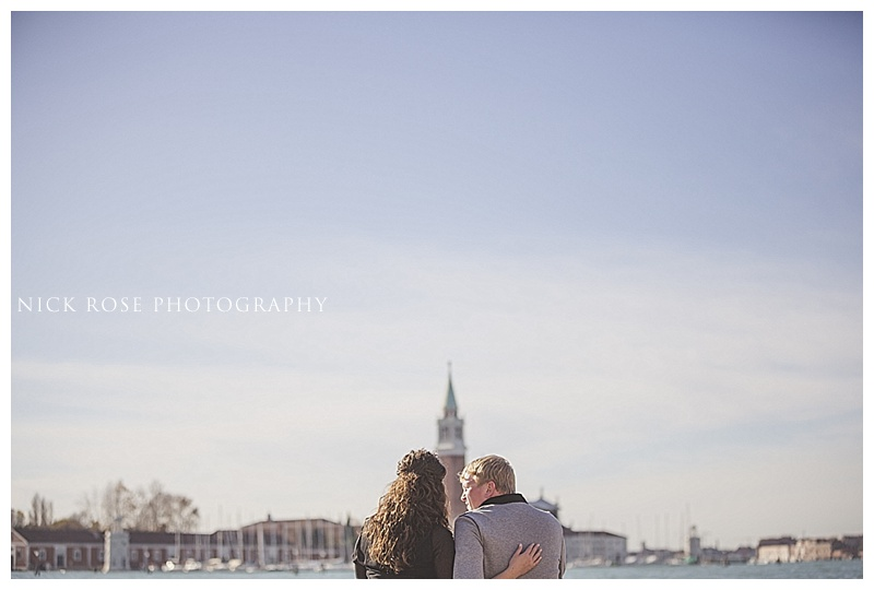 Destination wedding photography Venice
