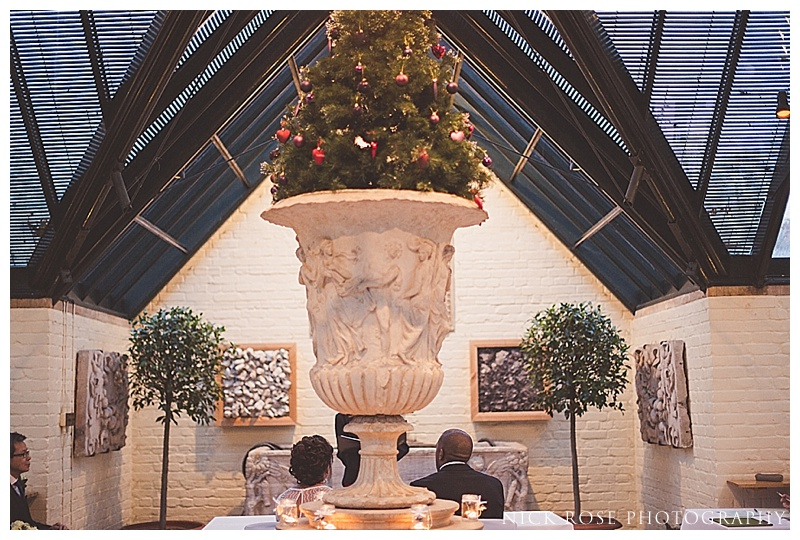 The Dairy Wedding at Waddesdon Manor