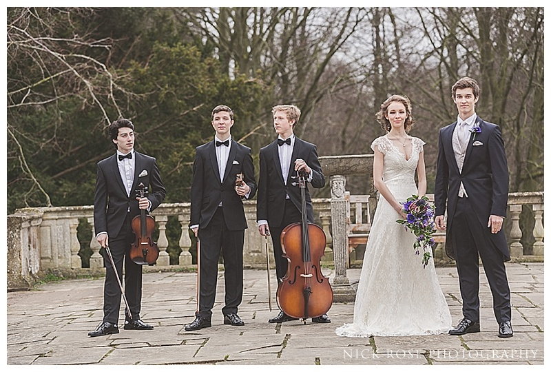 Styled shoot at Cliveden House