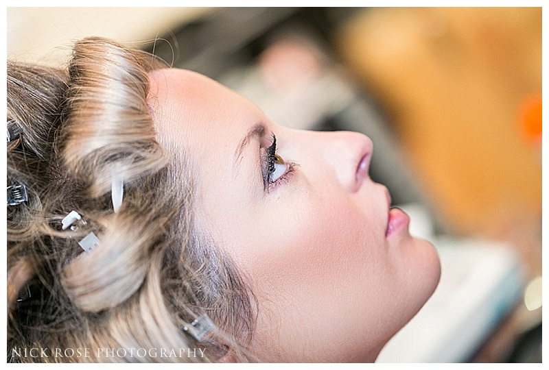 Ramster Hall Surrey bridal prep