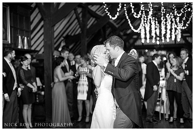 First dance at Ramster Hall Surrey