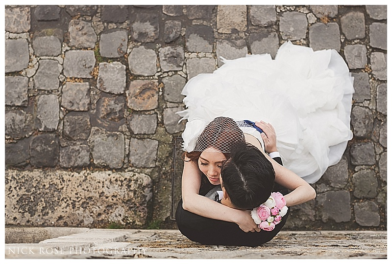 Pre wedding photography Europe
