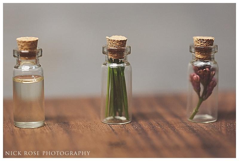 Wedding vials