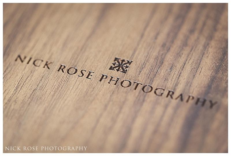 wedding print box