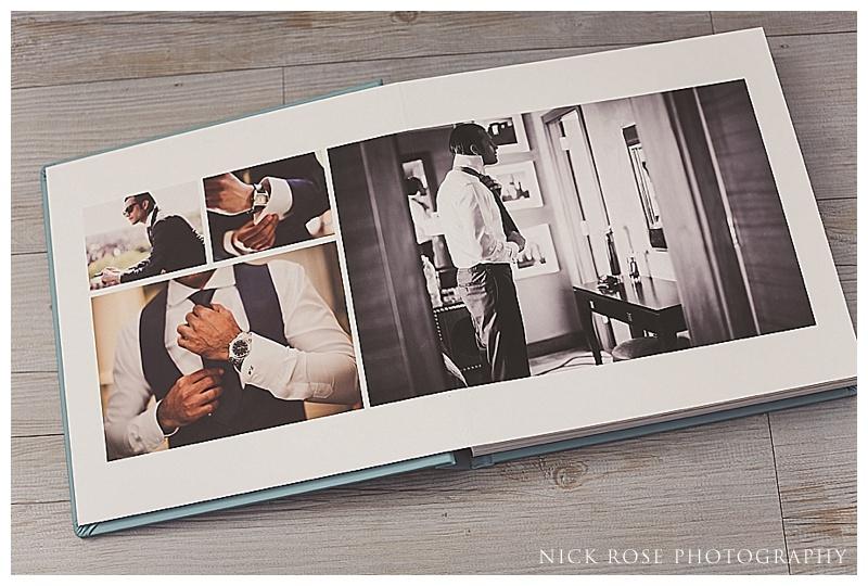 Nick Rose Photography London Wedding Photographer Albums