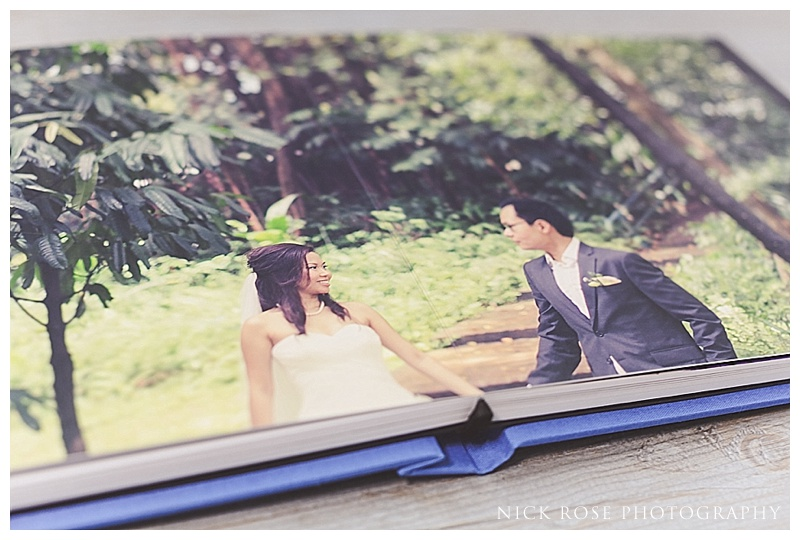 destination wedding albums