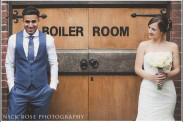 KENSINGTON ROOF GARDENS WEDDING PHOTOGRAPHY LONDON