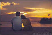 DESTINATION PRE WEDDING PHOTOGRAPHY IN SENTOSA ISLAND SINGAPORE
