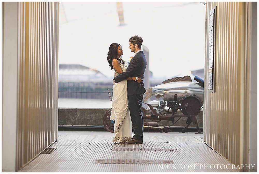 Trinity Buoy Wharf Weddings 32