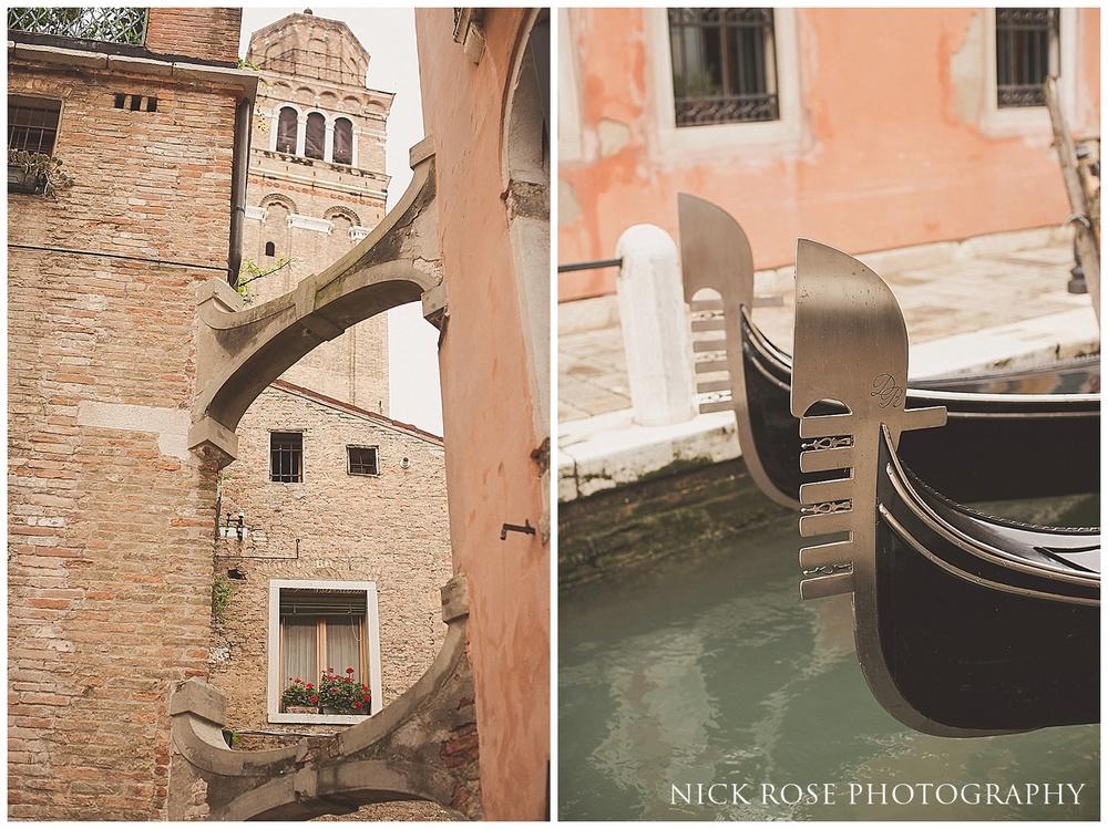 Venice Italy pre wedding
