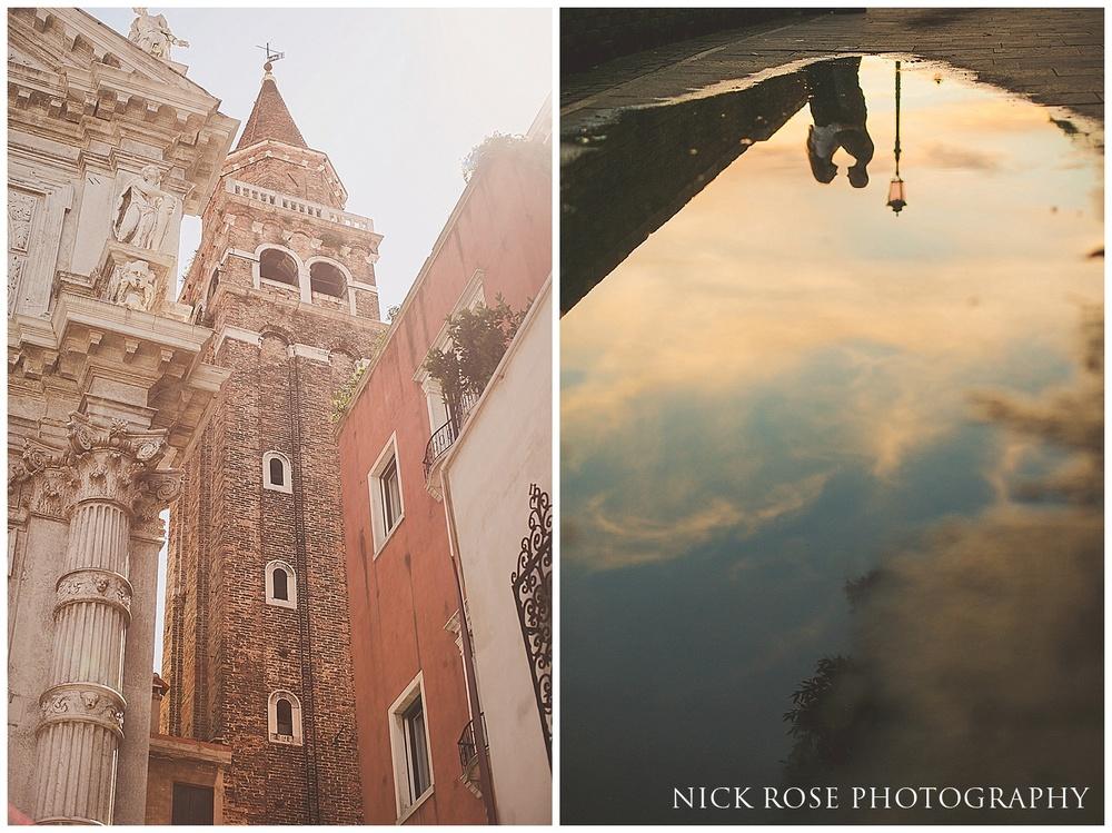 Pre wedding photographers Venice
