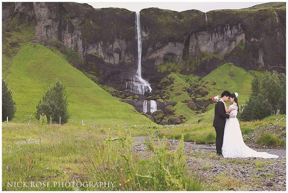 Pre wedding destination photography Iceland