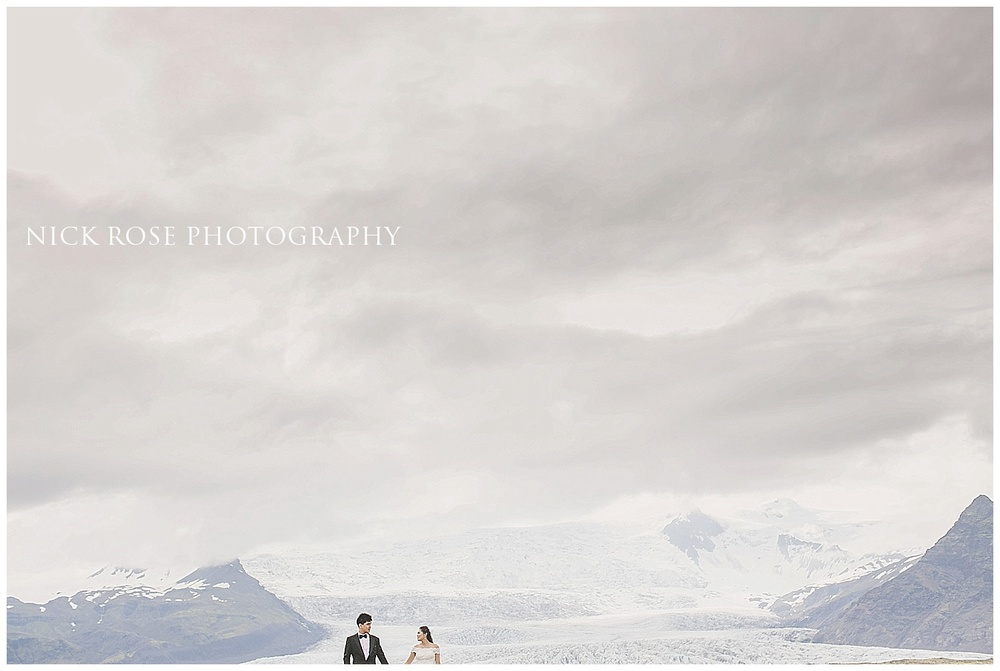 Unique pre wedding photography Iceland