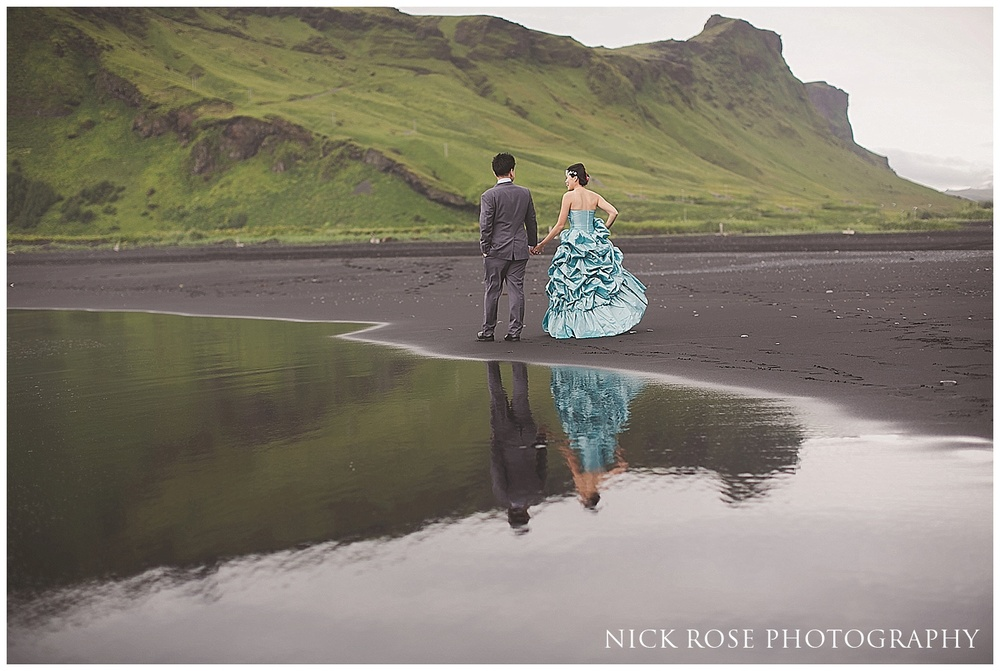 Iceland pre wedding photographer