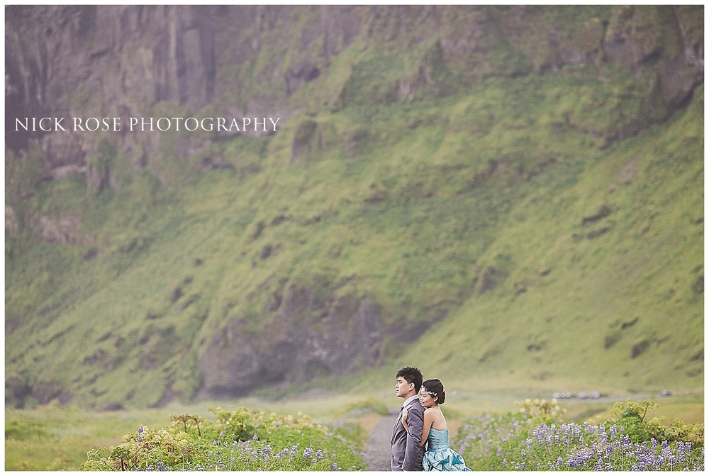 Iceland pre wedding photography