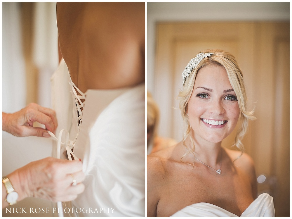 Hedsor House Wedding Buckinghamshire