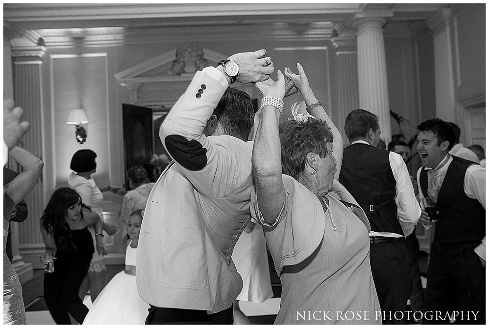 Buckinghamshire wedding Hesdor House