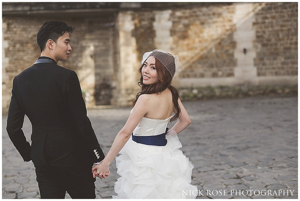 pre wedding photographer Paris