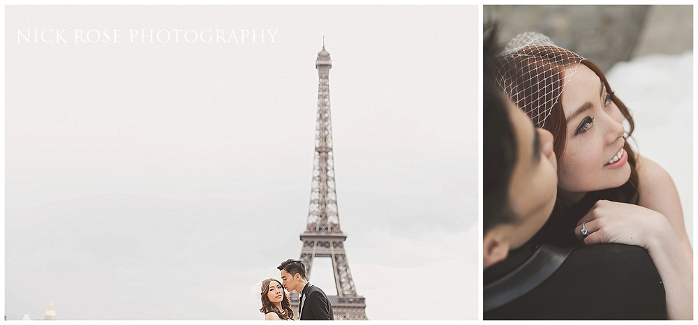 Asian pre wedding photographers Paris
